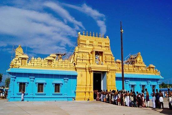 8 Days - Ramayana Tour & exploring trails where Ramayana took place...