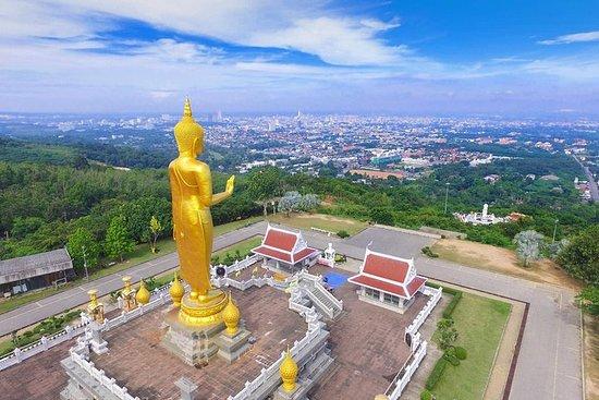 Guidet Hatyai (Thailand) dagstur fra Penang (Malaysia)