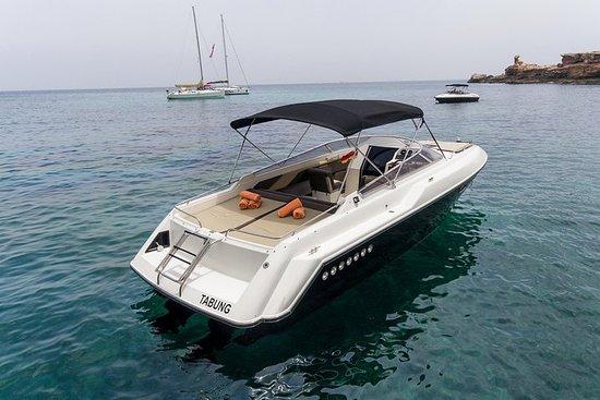 Sunseeker Mohawk 29 Ibiza og Formentera Båtopplevelse