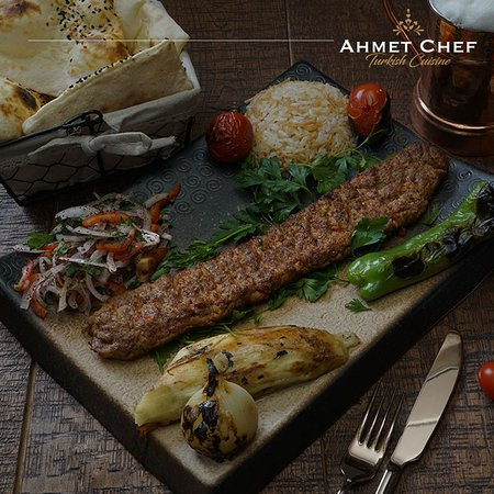 Ahmet Chef Turkish Cuisine, Kebab and Barbecue