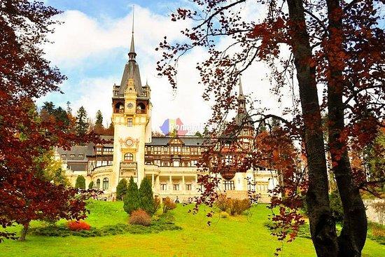 Day Trip to Transylvania including...