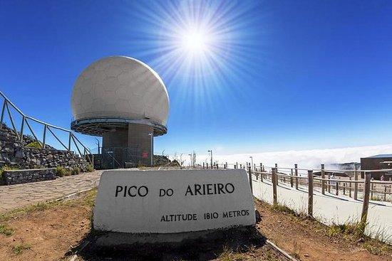 Pico Arieiro To Pico Ruivo / Highest...