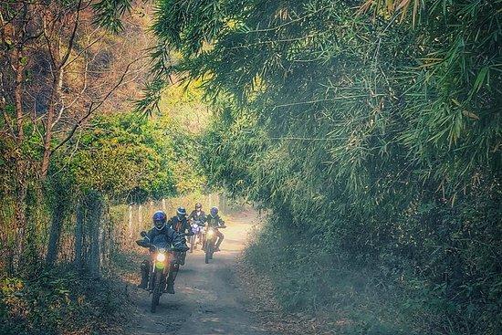 10 Day Myanmar Motorbike Tour