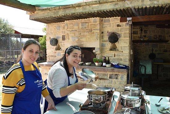 Esperienza di cucina cretese: cucina