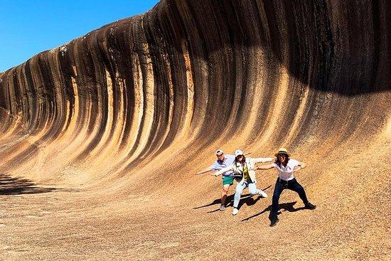 Il tour di un giorno di Big Wave Rock (privato)