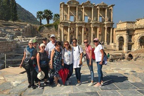 Escursioni a terra: tour di Efeso e