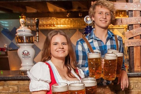 Jantar em Tallinn Beer House