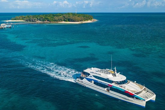 Green Island Eco Adventure from Cairns