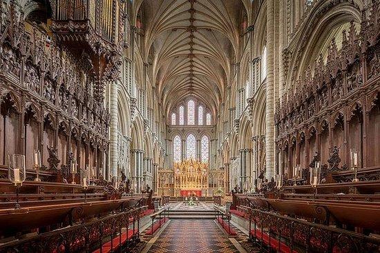 Biglietto d'ingresso alla Cattedrale di Ely