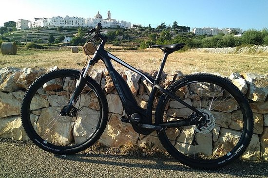 Circuits Ebike: les villages de la...