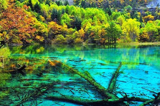 3 Day Private Tour of Jiuzhaigou and Huanglong by Minivan