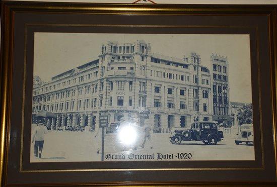 Porto Di Colombo Dalla Terrazza Dell Hotel Picture Of