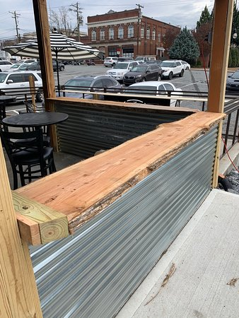 Locally owned and operated Copper Penny Grill