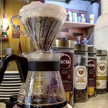 tacoa café somos para los que vienen de lejos y quieren sentir el sabor Huila, para los que buscan lo nuestro y lo mejor de nuestra tierra.
