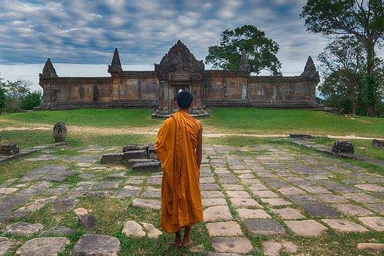 Preah Vihear, Koh Ker et Beng Mealea...