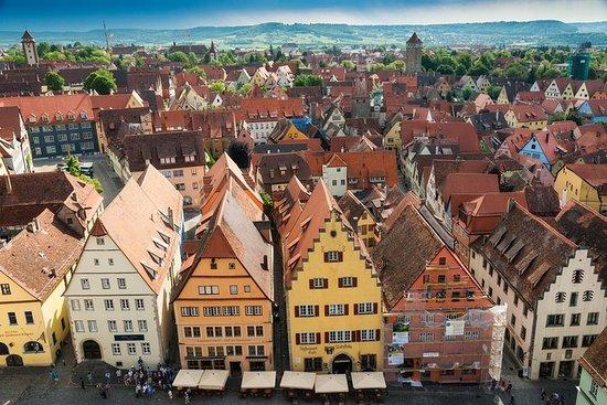 從巴特梅根特海姆到羅滕堡/陶伯的浪漫之路一日遊(WED / SUN)