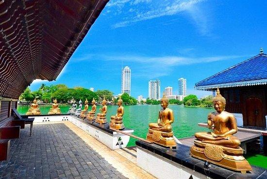 Colombo City Tour om dagen
