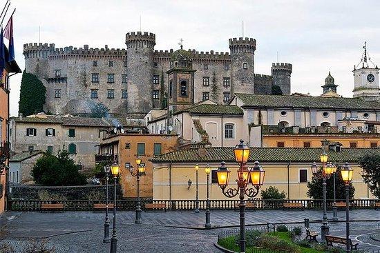 Castello di Bracciano con degustazione