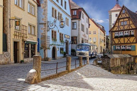從馬克爾斯海姆到羅滕堡/陶伯的浪漫之路一日遊(WED / SUN)