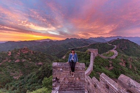 Jinshanling to Simatai Great Wall...