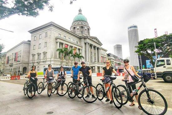 Historische Fahrradtour durch Singapur