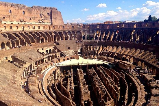 Colosseum Underground and Ancient...