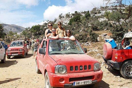 Jeep-Safari zur Lassithi-Hochebene...