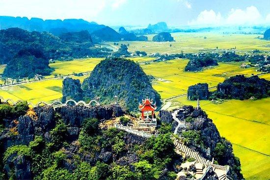 Caverna Hoa Lu Tam Coc Mua de luxo...