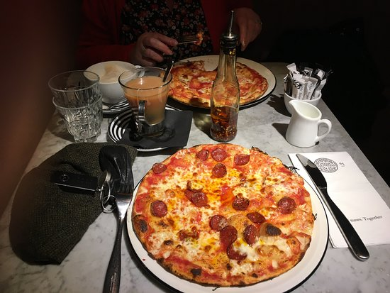 Pizza Express Guildford 237 241 High St Updated 2020