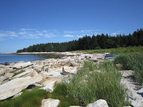Photo of Baker Island