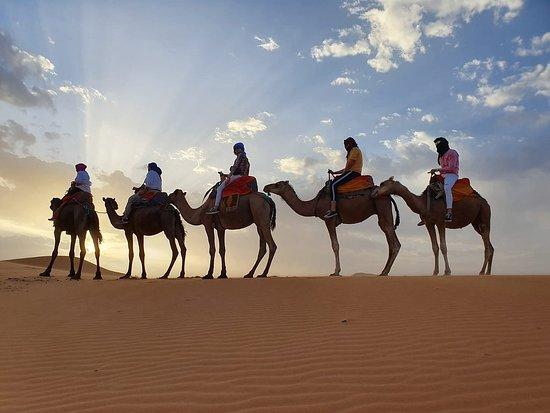 Viajando a Marruecos