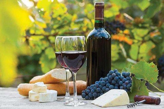 20 Valley Wine Tasting Tour og Charcuterie Board