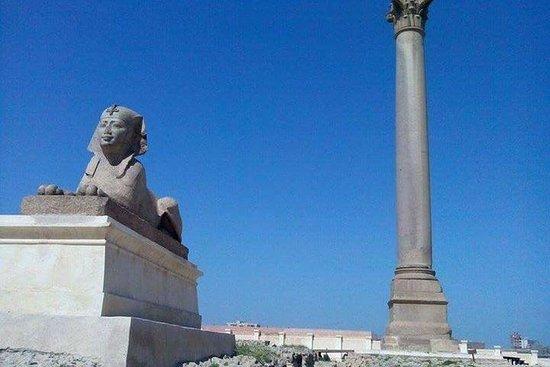 Tur til Alexandria fra Kairo