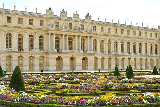 Visita para grupo pequeño a Versalles...