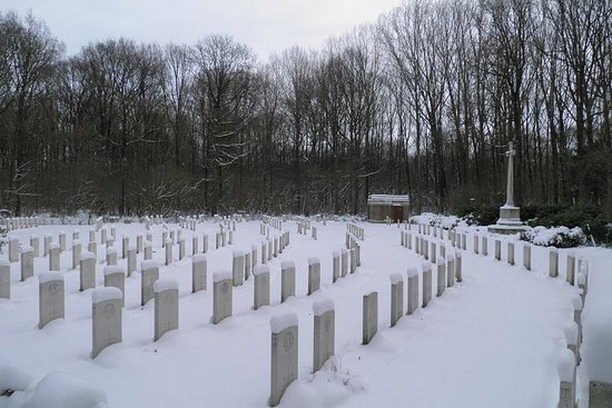 Private New Zealand Battlefield Tour i Flandern fra Brugge