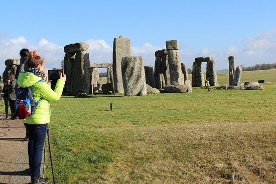 Heldagstur fra London til Stonehenge...