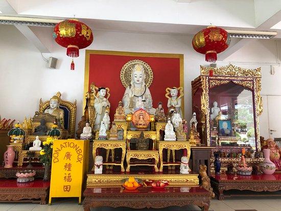 Guanyin prayer hall
