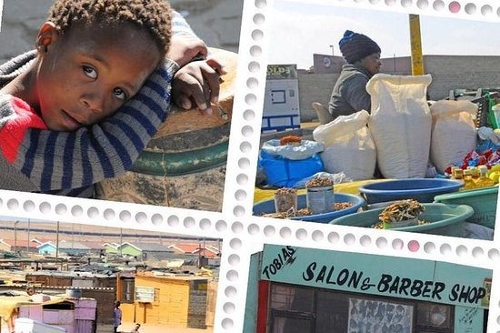 Swakopmund Explorer Township Tour in ...