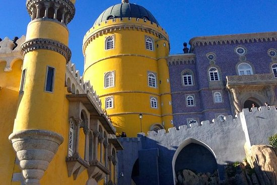 Sintra and Cascais LGBT Day Trip from...