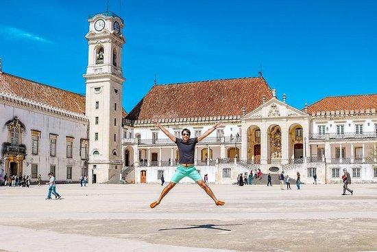 Coimbra privat tur - heldag