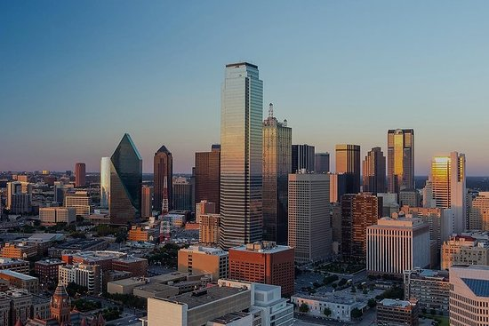 Sightseeingtur i Dallas