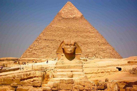 Dagtocht: piramides, Sphinx ...