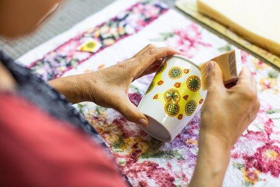 Faites votre propre tasse à café Arita Ware