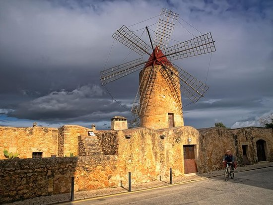 Amazing Self Drive to charming towns, windmills and its secrets