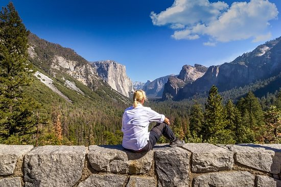 Yosemite National Park and Giant...