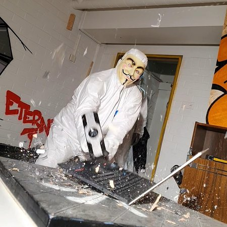 Rage Room Turku