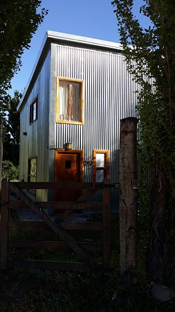 dintorni casa patagonica, moderna