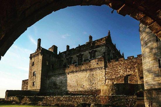 Tour privado del castillo de Stirling...