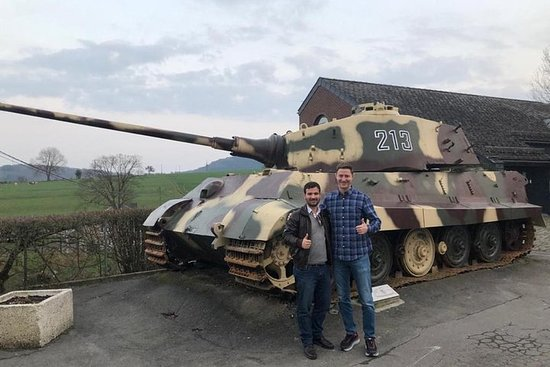 The Battle of The Bulge tour