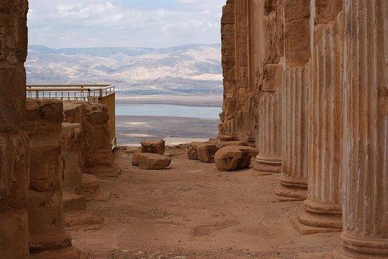 Ronde van Masada-Dode Zee en Qumran ...